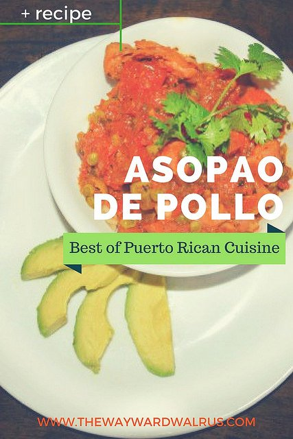 Try our Asopao de Pollo recipe, a traditional, hearty (& delicious!) Puerto Rican dish of a soup and paella combo.
