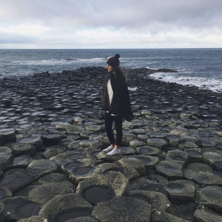 Best Views of Ireland at Giant's Causeway in the Antrim Coast
