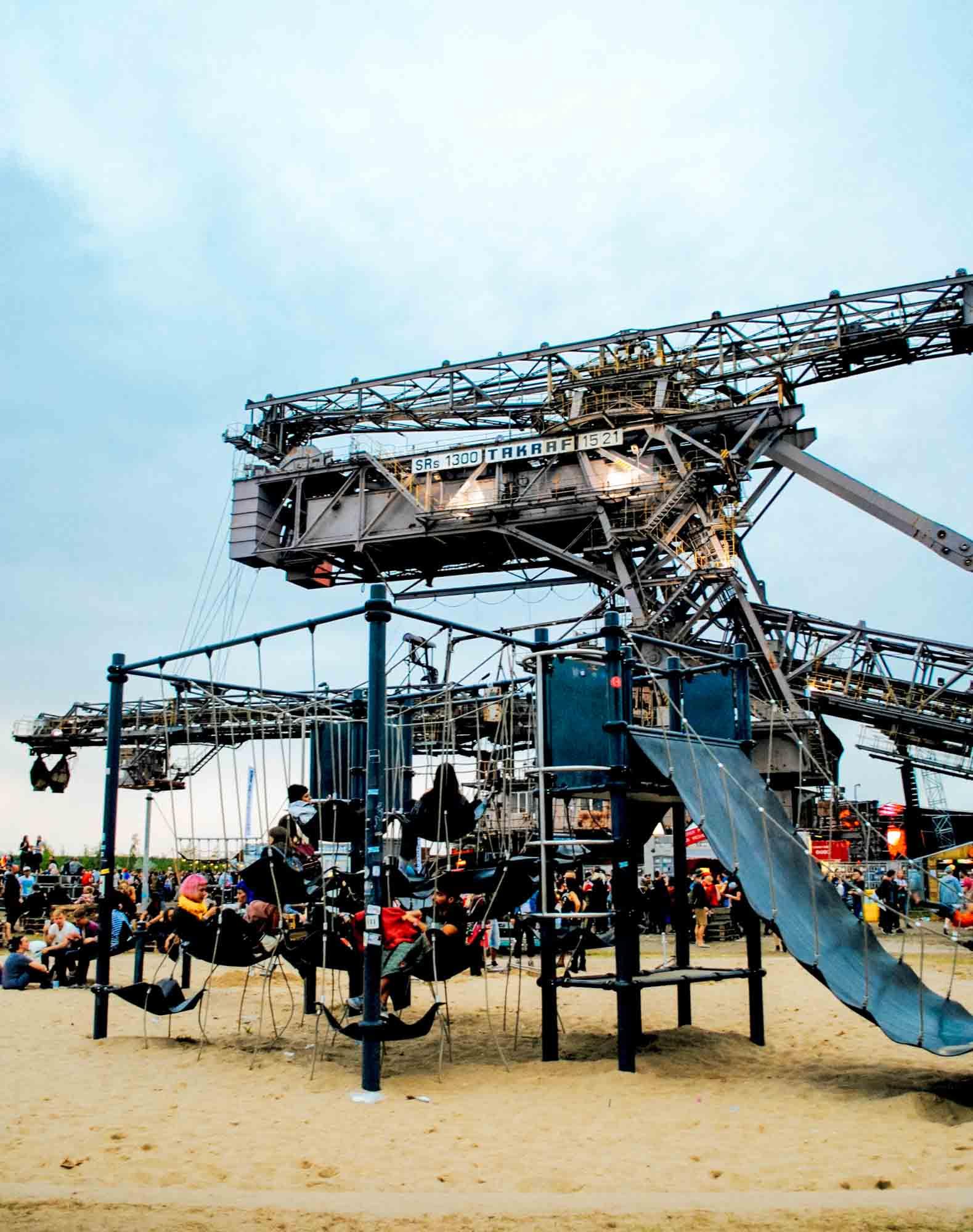 Melt Festival-Germany-The Wayward Walrus -16