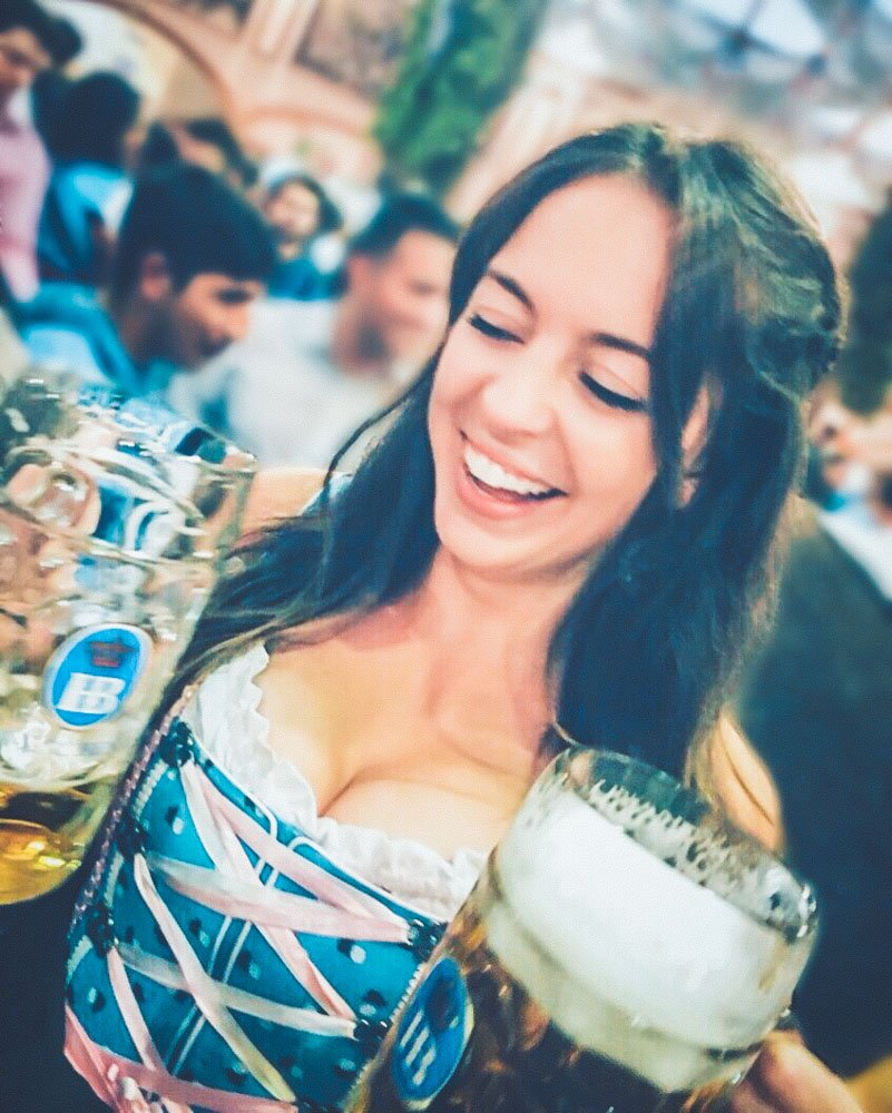 How to Oktoberfest Like You Know What You're Doing: A First Timer's Guide