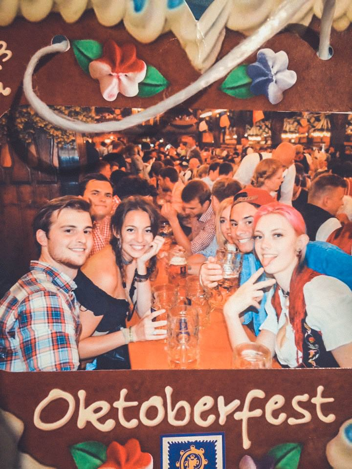 First Timer's Guide to Oktoberfest