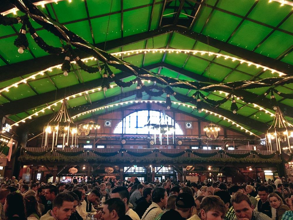 Best Oktoberfest Tents & First Timeru0027s Guide to Oktoberfest u0026 Opening Ceremony |The Wayward ...