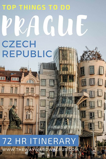 72 Hours in Prague: Travel Guide & Itinerary