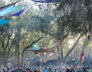 Spirit of Suwanee Hulaween 2017