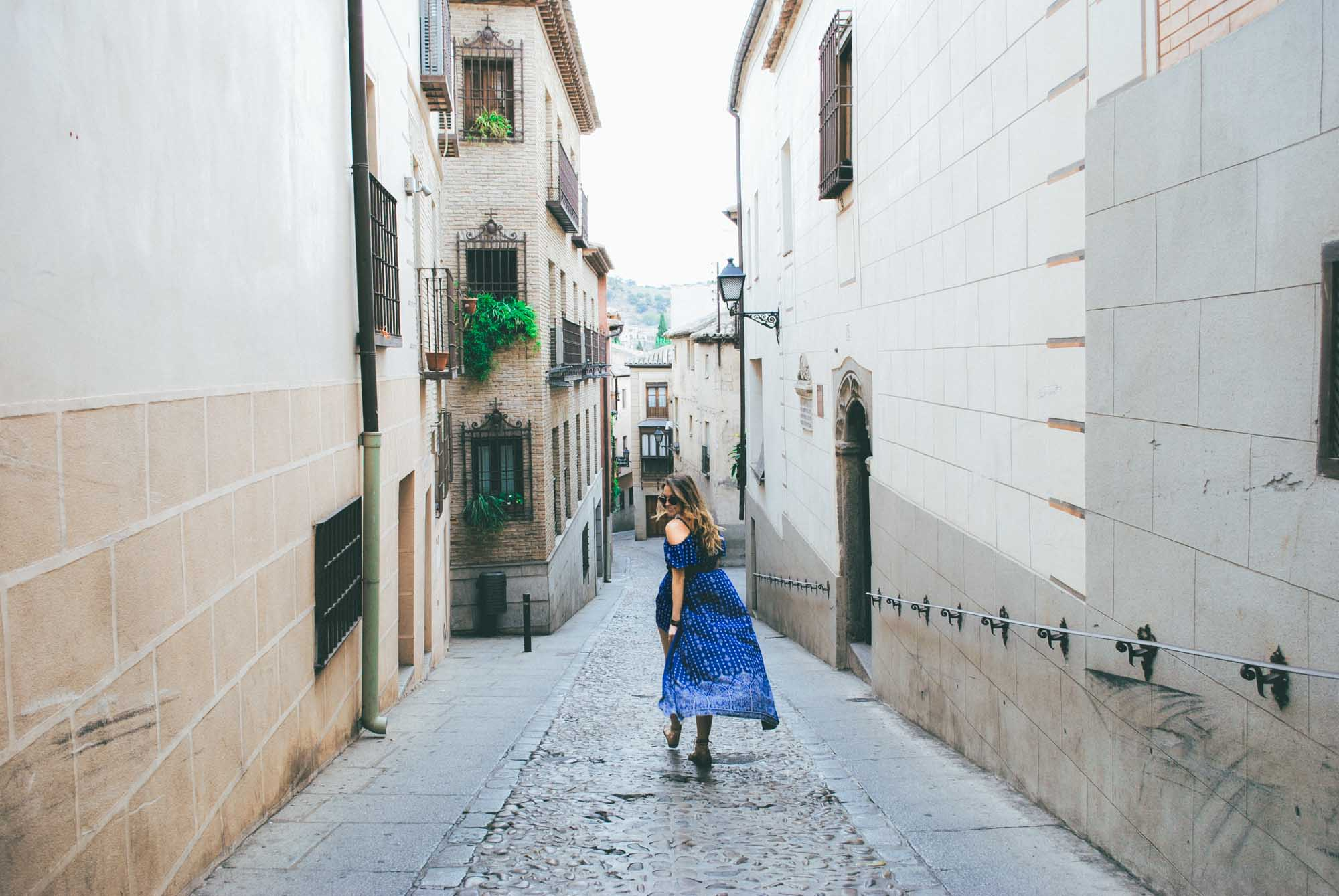 Brb, Inside a Fairytale: A Day Trip to Toledo