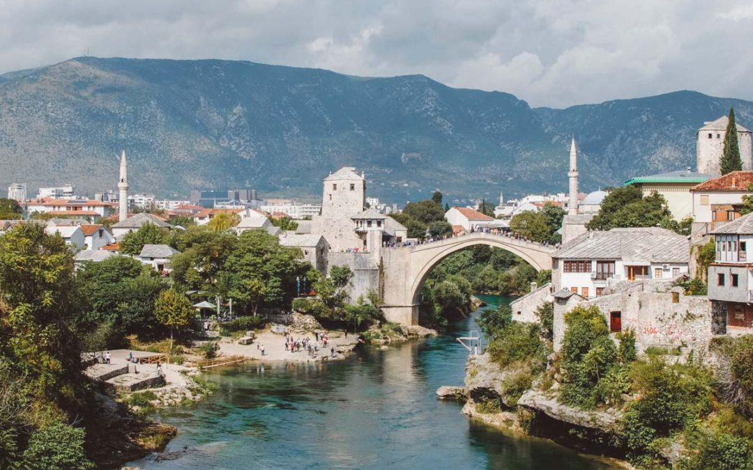 Bridging Cultures: 24 Hours in Mostar Travel Itinerary