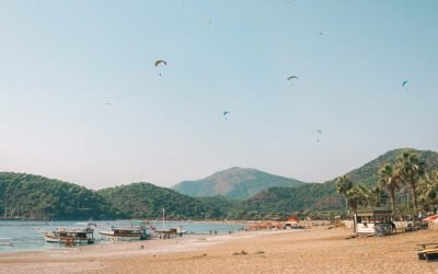 Traveling the Turkish Riviera: Day Trip to Ölüdeniz from Fethiye