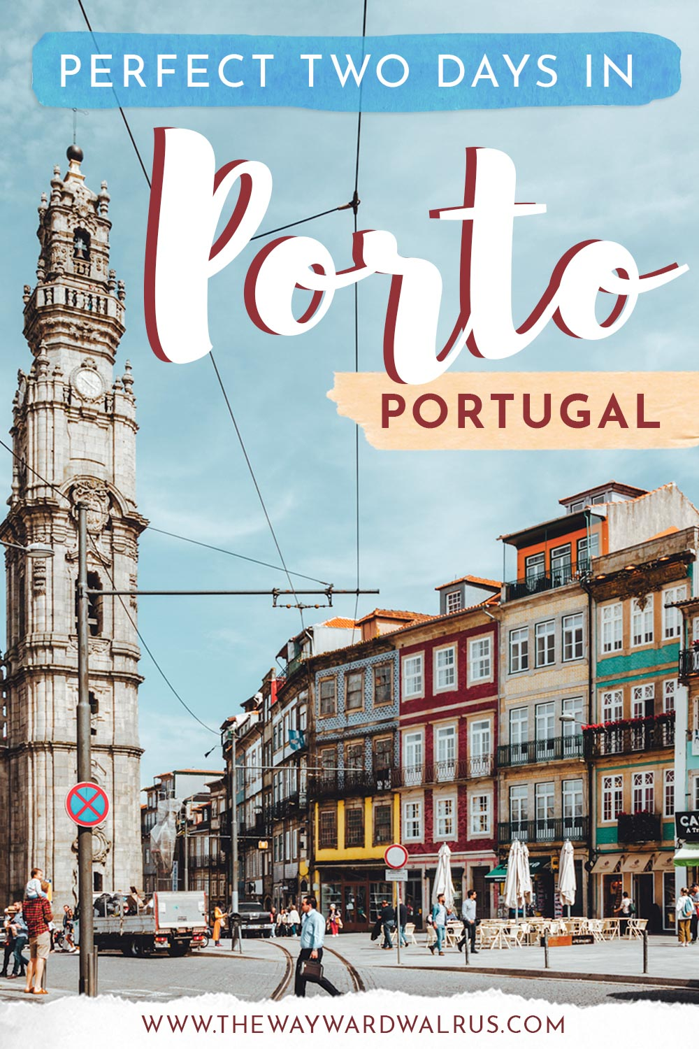 Everything you need to know for your weekend getaway to Porto, Portugal. Includes where to stay, top attractions, transportation and what to eat during your stay in Porto. #Porto #Portugal #TheWaywardWalrus